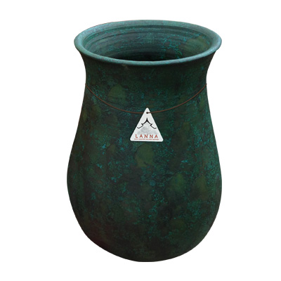 EMERALD - GREEN Lanna Pottery Range