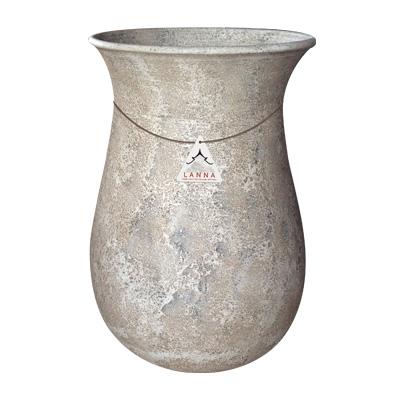 STONE - WHITE Lanna Pottery Range